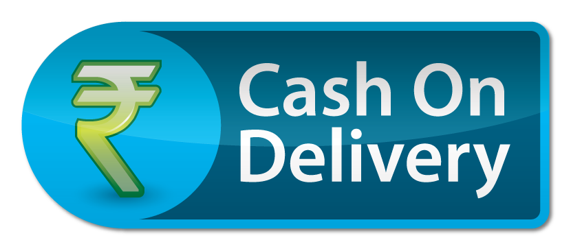 cash on delivery available